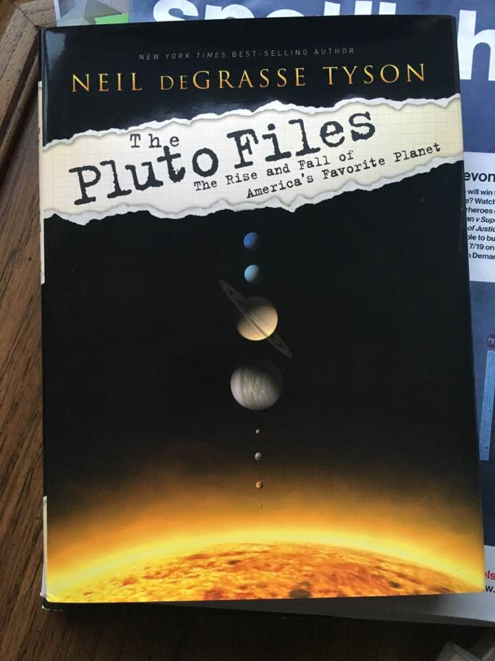 Neil DeGrasse Tyson Pluto files
