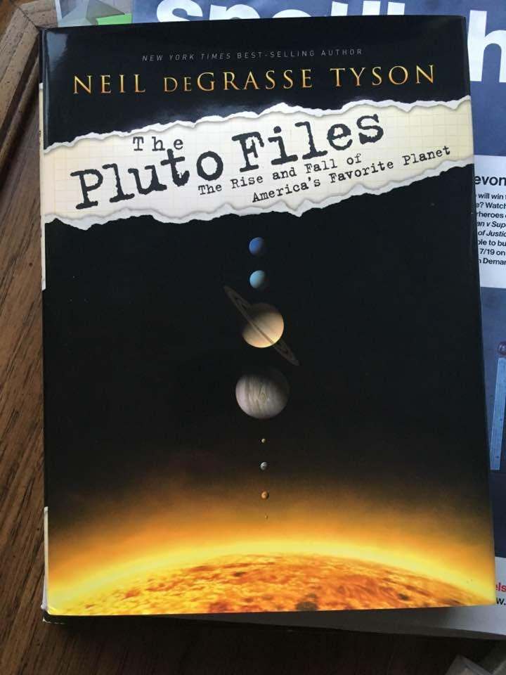 Neil DeGrasse Tyson Pluto files