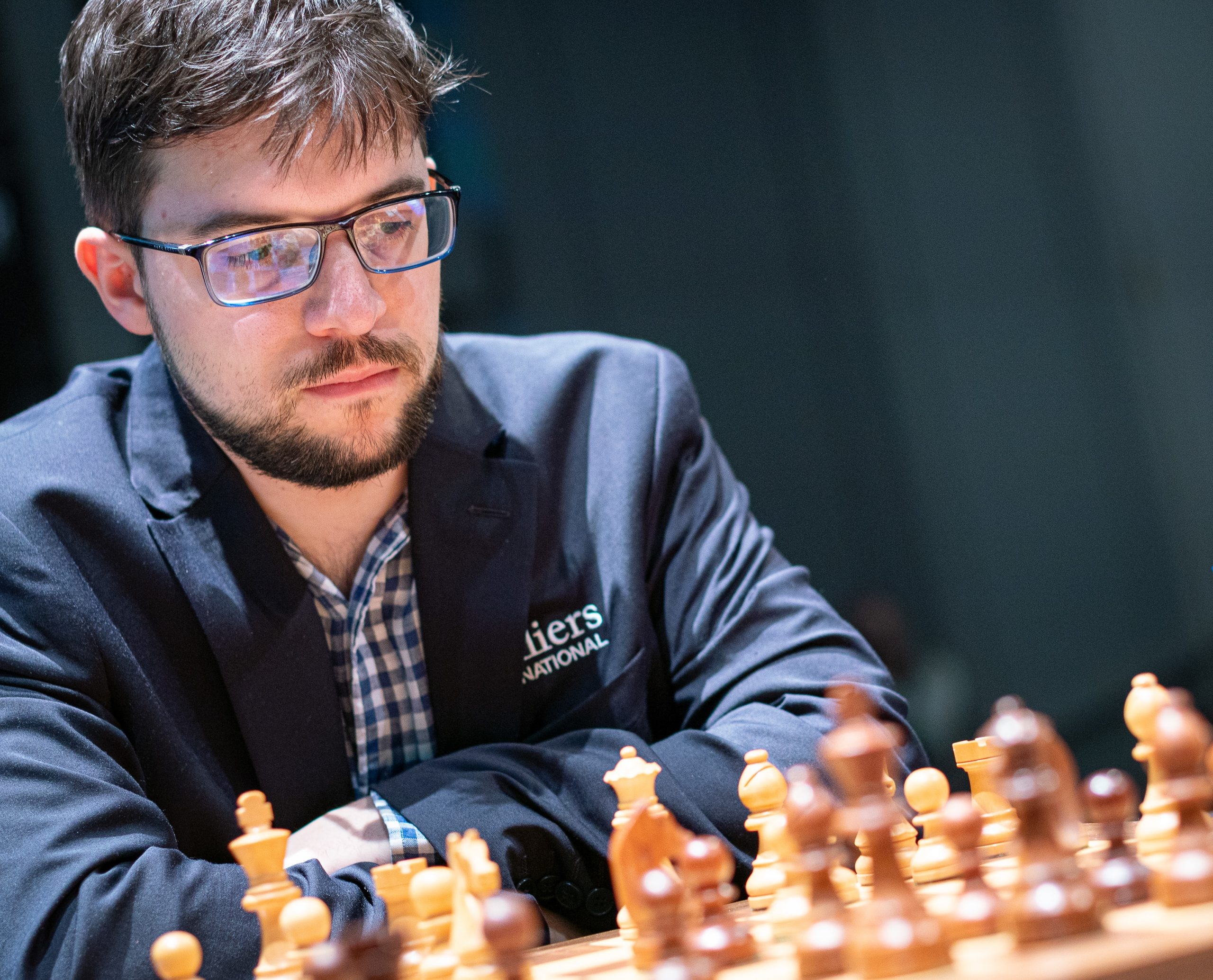 Maxime Vachier-Lagrave | Image courtesy of Grand Chess Tour