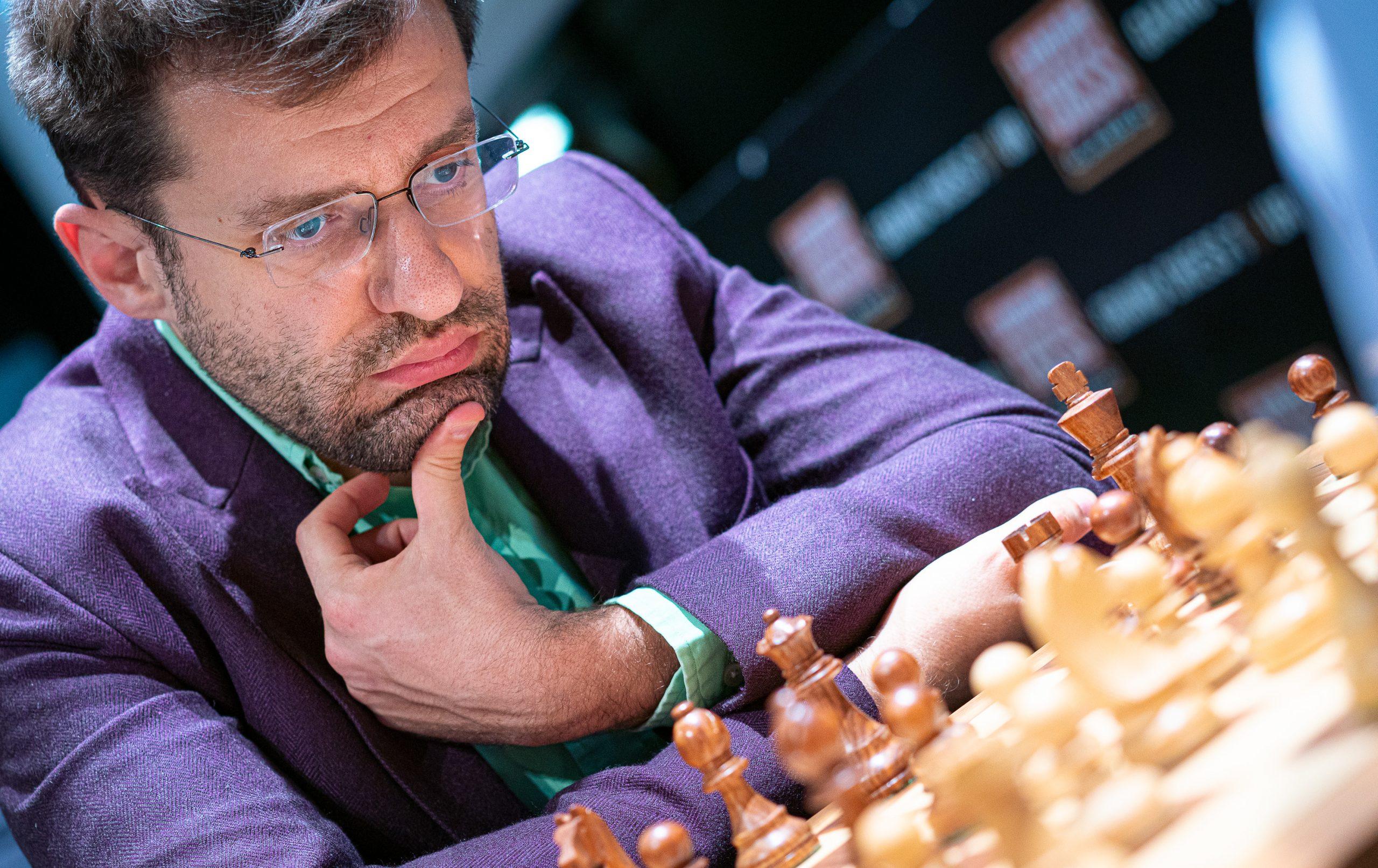 Levon Aronian | Image courtesy of Grand Chess Tour