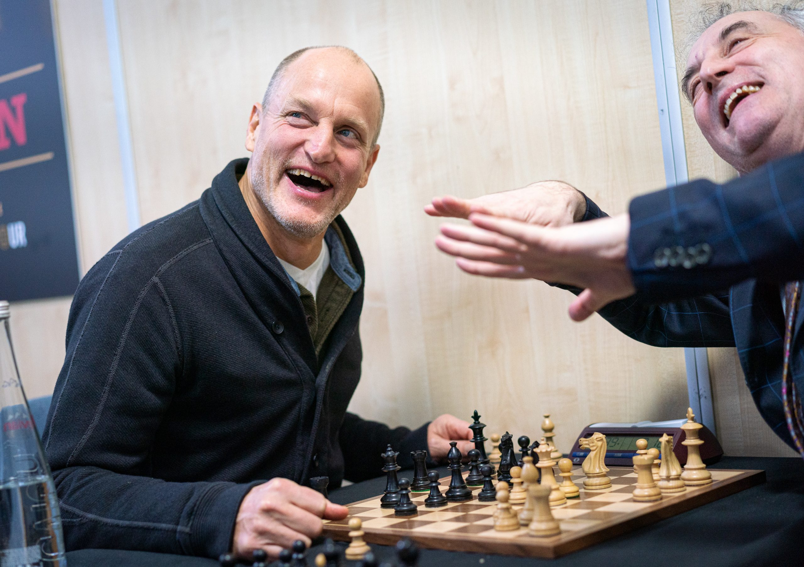 These games... that make you smile! | Image courtesy of Grand Chess Tour