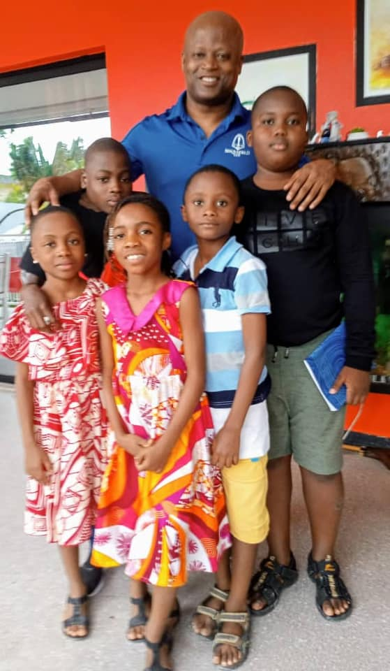 The future chess stars of Côté D'Ivoire